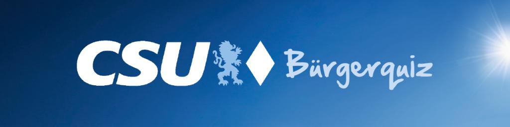 Banner Bürgerquiz