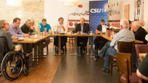 CSU Schafkopfrunde @ Sportheim Diedorf