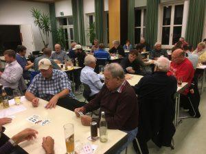 Preisschafkopfen @ Bürgerhaus Willishausen