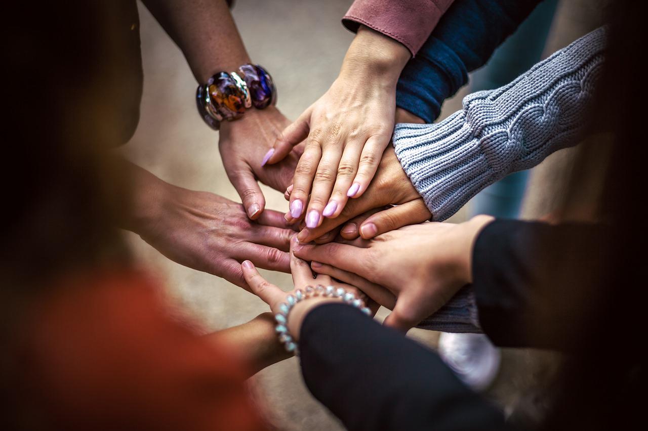 6. Gemeinschaft bilden